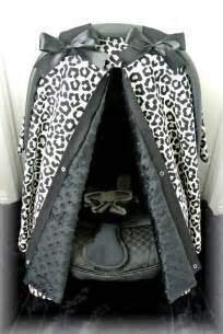 Baby Girl Car Seat Canopy Cover