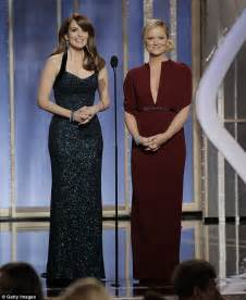 tina fey fan mail tina fey and amy poehler limber up to return for golden
