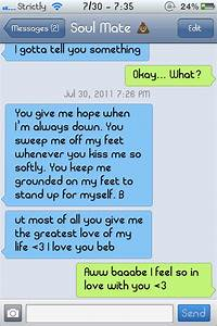 Cute Love Text Messages Boyfriend - Hot Girls Wallpaper