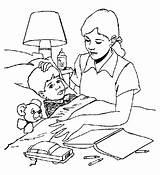 Hospital Coloring Pages Fun Coloringpages sketch template
