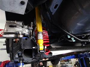 Ford Fiesta St On H U0026r Street Performance Coilover Suspension