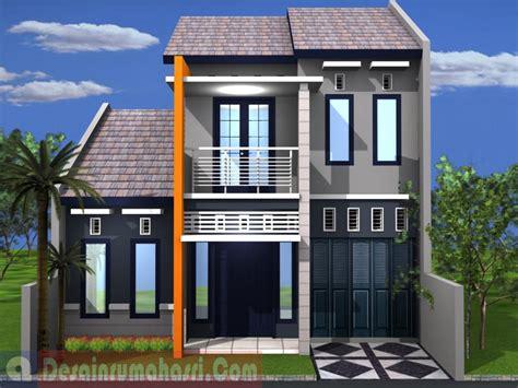 desain rumah minimalis  lantai asri desain rumah