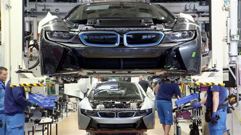 The Bmw I8 Production