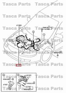 2004 Mazda 6 Exhaust System Diagram