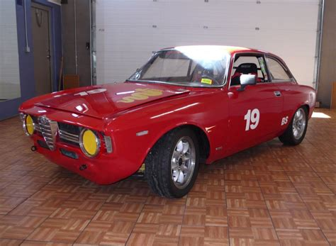 1967 alfa romeo giulia sprint gt veloce race car for sale bat auctions closed december