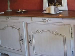 Comment Relooker Un Meuble : relooking meubles anciens ~ Dode.kayakingforconservation.com Idées de Décoration