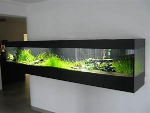 L Form Aquarium : freischwebendes s wasseraquarium in l form aquarium 339 88 x 42 x 68 aquascaping fish ~ Sanjose-hotels-ca.com Haus und Dekorationen
