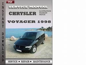 Chrysler Voyager 1998 Service Repair Manual Download