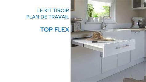 meuble de cuisine castorama kit tiroir plan de travail topflex 679075 castorama