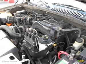 2004 Ford Explorer XLT 4x4 4 0 Liter SOHC 12-Valve V6