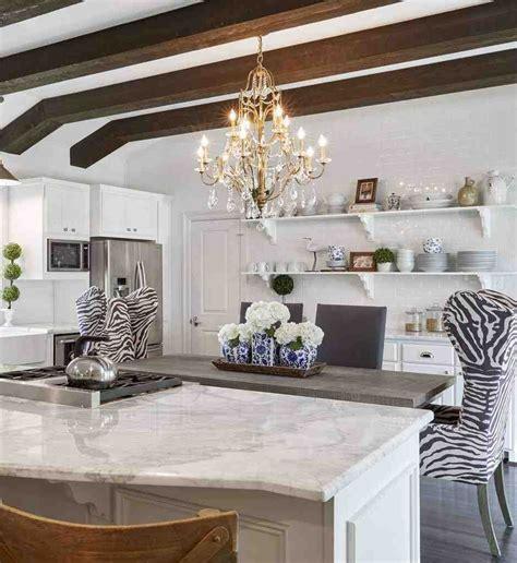 Dining Room Shelves  Rustic Glam Home Decor  {new Casa
