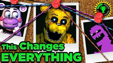 Game Theory Fnaf Game Theory Fnaf The Theory That Changed Everything
