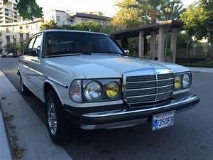 Mercedes 300 Td : purchase used 1983 mercedes benz 300 series td in tujunga california united states for us ~ Medecine-chirurgie-esthetiques.com Avis de Voitures
