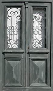 Grille Porte D Entrée : portes d 39 entree portes antiques ~ Melissatoandfro.com Idées de Décoration