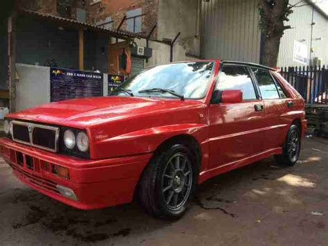 Lancia Delta Integrale 2.0 L 16v. Car For Sale