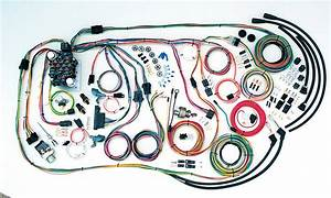 1955-1959 Chevy Truck Wire Harness Complete Wiring Harness Kit