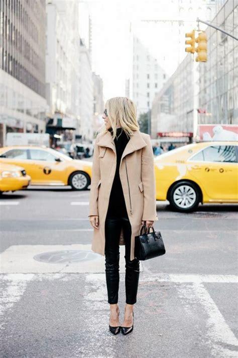 winter style damen aktuelle modetrends 2016 schicke beige kleider vom laufsteg