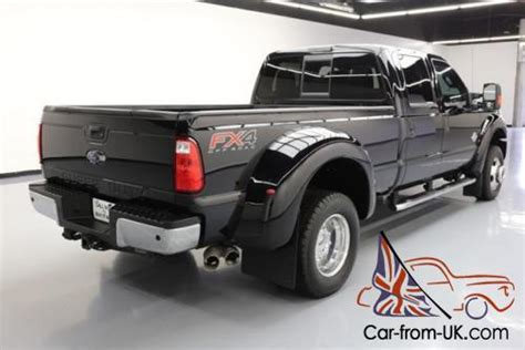 ford   lariat  diesel high capacity tow