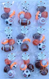 Sports Birthday Party Favor Ideas