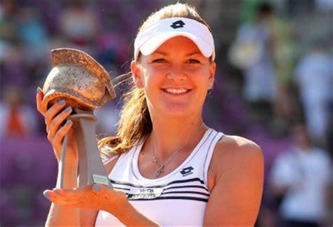 Agnieszka Radwanska Profile and Pictures | Top sports ...