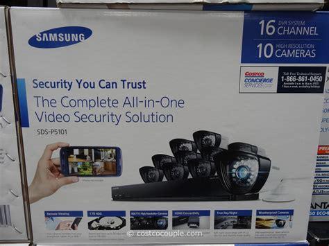 samsung security system samsung 16 channel 10 surveillance system