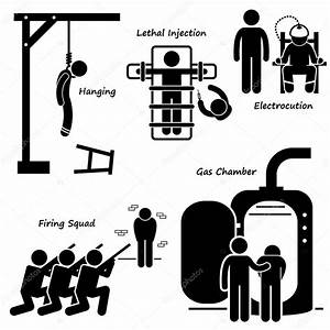 Execution Death Penalty Capital Punishment Modern Methods ...