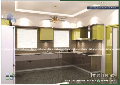 Excellent Modern Kitchen Interior Design  Homeinteriors