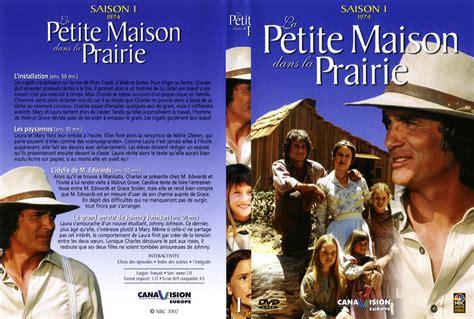 jaquette dvd de la maison dans la prairie saison 1
