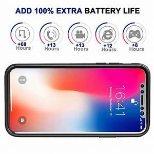 Iphone X Battery Case  Model Number Cgr1018bk