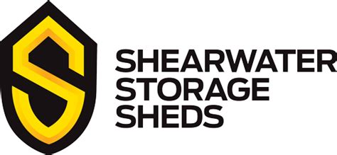 Shearwater Boats Logo by 24 7 Secure Storage Sheds Northern Tasmania Shearwater
