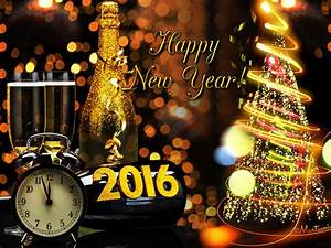 New Year Greeting Card 2016 for Happy New Year GIF ...