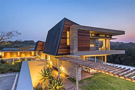 Gorgeous Albizia House In South Africa By Metropole