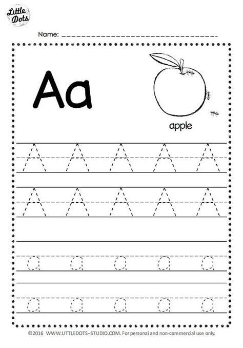 letter  tracing worksheets  images alphabet
