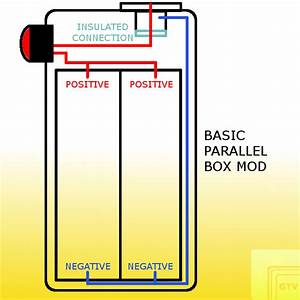 Box Mod Basics  How Does A Parallel Vape Mod Work