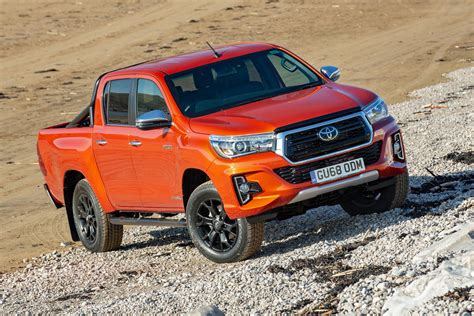 Review Toyota Hilux by New Toyota Hilux Review Parkers