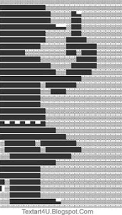 Text art ascii ASCII Art
