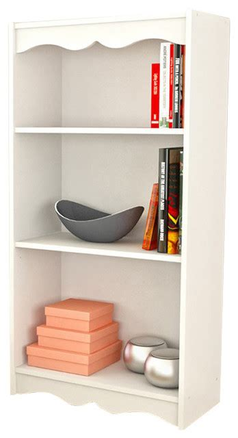 sonax hawthorn 48 inch tall bookcase frost white sonax hawthorn 48 quot tall bookcase in midnight black