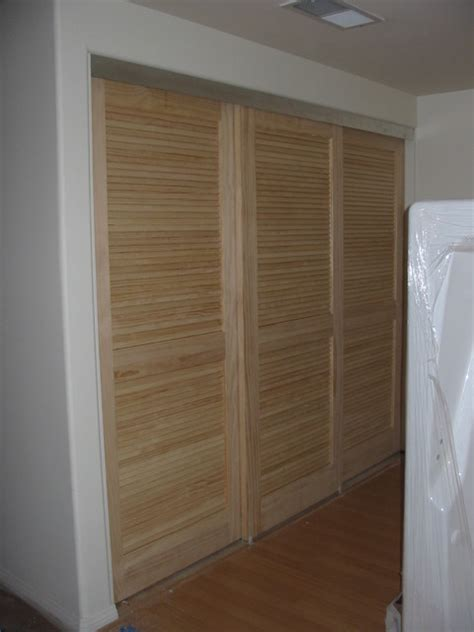 wardrobe doors eclectic los angeles by the closet