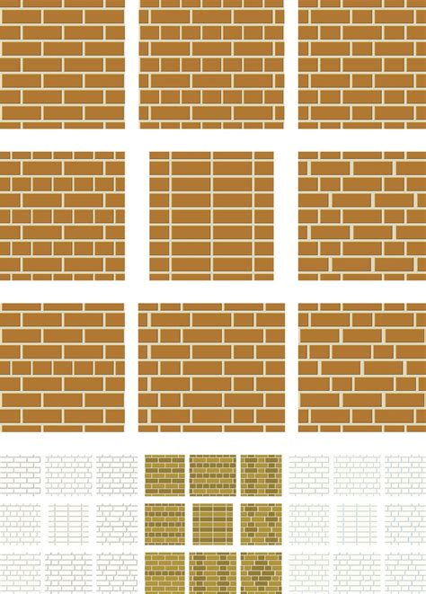 different types of brick patterns what is a brick bond