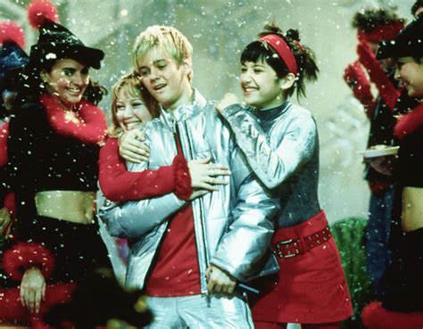 aaron carter christmas becky on twitter quot childhoodshows it s 12 years since