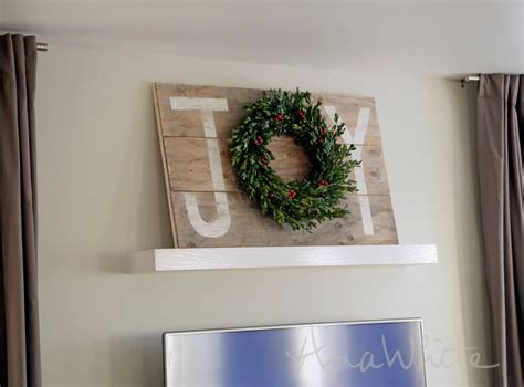 rustic diy christmas decor ideas  designs