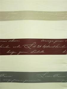 Vorhang Grau Weiß Gestreift : deko stoff gardine vorhang modern gemustert wei grau beige rot blickdicht me ebay ~ Whattoseeinmadrid.com Haus und Dekorationen