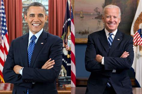 biden stole obamas official photo pose nymag