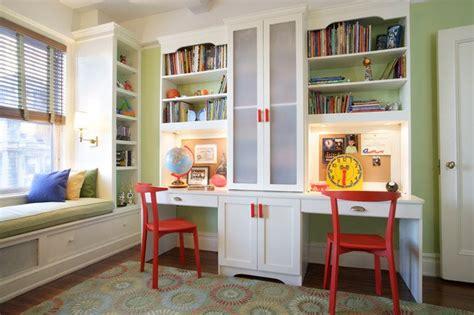 Inspirational Kids Study Room Design Ideas-style