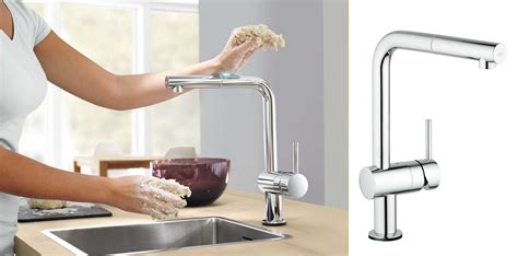 robinet cuisine grohe robinet cuisine grohe minta touch cmr