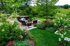 Idee Amenagement Jardin : id es am nagement jardin pour une d tente au soleil parfaite ~ Melissatoandfro.com Idées de Décoration