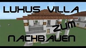 Ich Möchte Ein Haus : minecraft tutorial wie baue ich ein kleines sch nes haus luxusvilla zum nachbauen youtube ~ Watch28wear.com Haus und Dekorationen