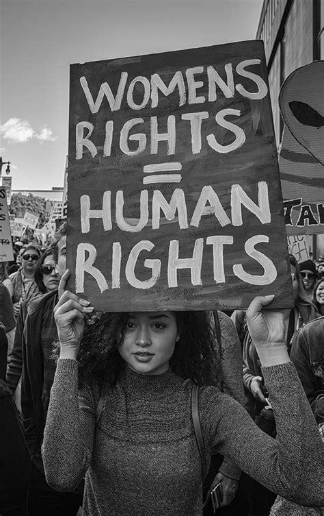 The 2017 Women?s March Exhibition, Part 2   LENSCRATCH