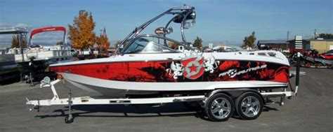 Model Boat Graphics by Professional Vehicle Wraps And Vehicle Graphics By