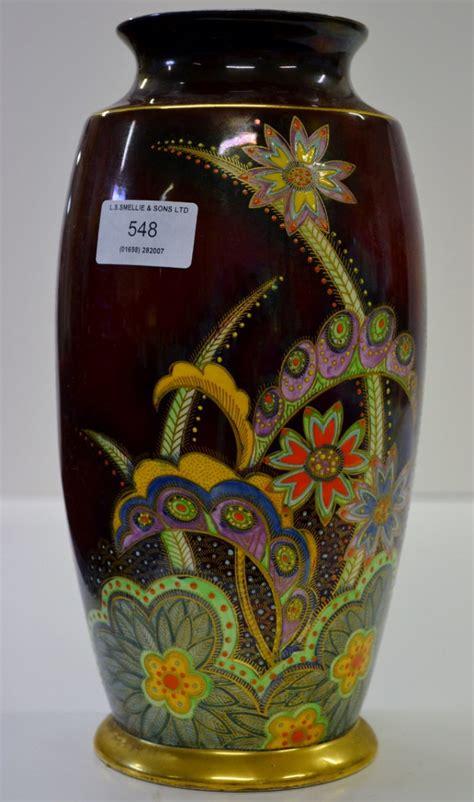 Carlton Ware Vase by A Carlton Ware Vase Sold For 163 740 Hamilton
